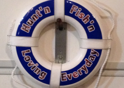 vinyl lettering nautical